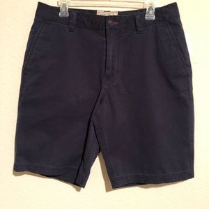 Transcript Men's Navy Bermuda Shorts NWT